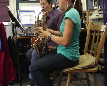 Coaching Saxophone