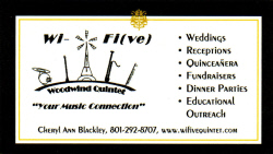 WI-Fi(ve) Business Card