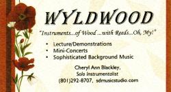 Wyldwood Business Card