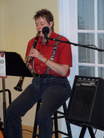Wyldwood performing.